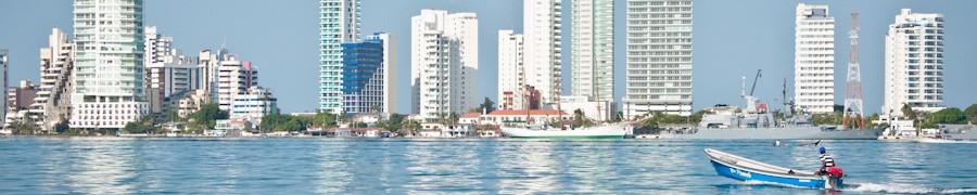 Bocagrande-Manga-Cartagena