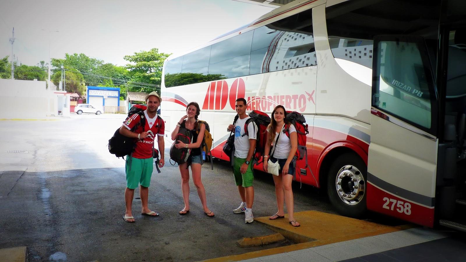 autobuses ado aeropuerto