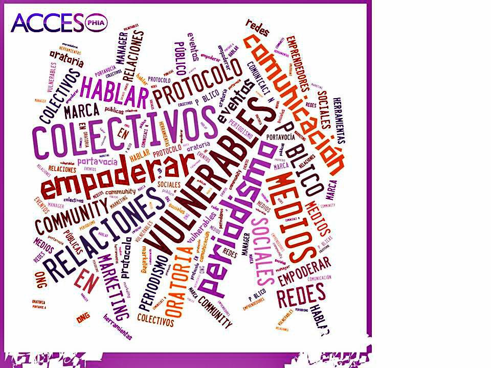 Curso Comunicación Colectivos Vulnerables