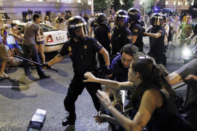 Spain Corruption
