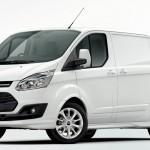 New Ford Transit Custom (UK)