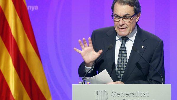 Catalonian Regional Cabinet meeting