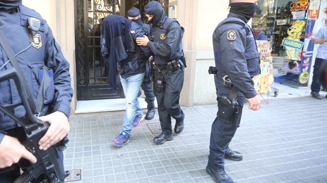 Barcelona 25/04/2017. Viladomat 40.  FOTO DANNY CAMINAL