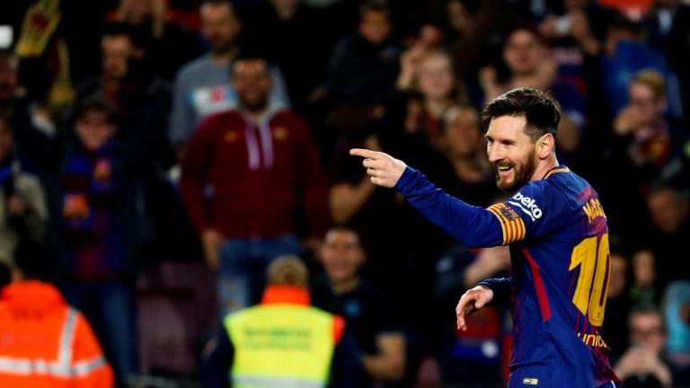 FC Barcelona vs Leganes