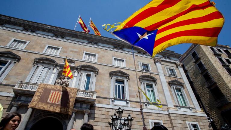 Investiture of Catalan regional President