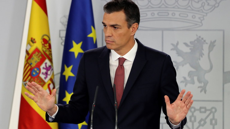 Spanish Prime Minister Sanchez announces law change to make banks pay mortgage tax
