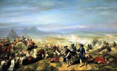 Война за испанското наследство (Guerra de Sucesión Española) | Spainbg